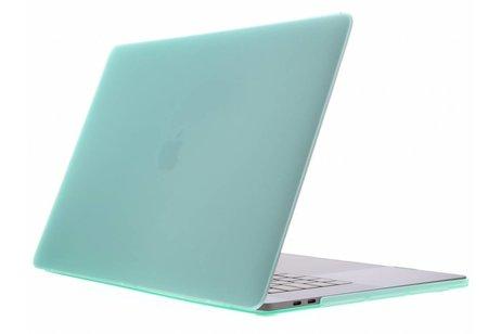 MacBook Pro Retina 15.4 inch Touch Bar hoesje - Design hardshell voor de