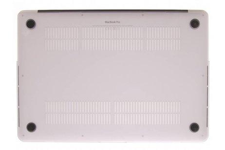 MacBook Pro Retina 15.4 inch (2013-2017) hoesje - Verf design hardshell voor