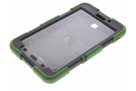 Samsung Galaxy Tab A 7.0 (2016) hoesje - Legergroene Extreme protection army