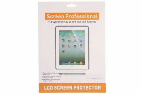 2 in 1 Screenprotector voor de iPad (2018) / (2017) / Air 2 / Air