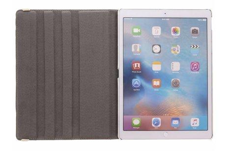 iPad Pro 12.9 hoesje - 360° draaibare slangen design