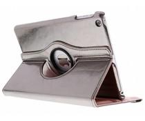 Grijs 360° draaibare glamour tablethoes iPad (2018) / (2017)