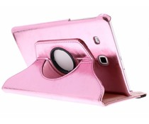 360° draaibare glamour tablethoes Samsung Galaxy Tab E 9.6