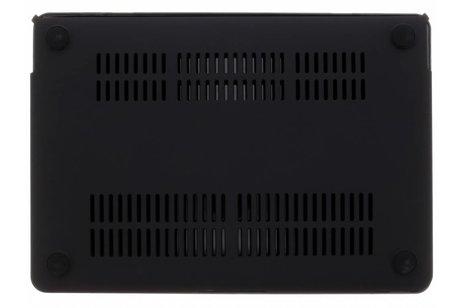 MacBook 12 inch hoesje - Hout design hardshell voor