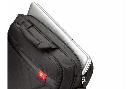 Case Logic Zwarte DLC Line Laptoptas 15.6 inch