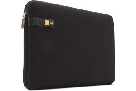 MacBook 12 inch hoesje - Case Logic Zwarte Laptop