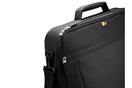 17.3 inch hoesje - Case Logic Zwarte Laptoptas