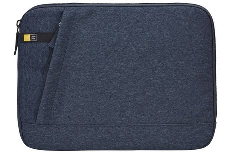 MacBook Air 11.6 inch hoesje - Case Logic Blauwe Huxton