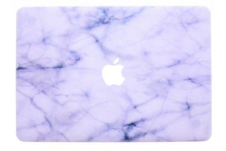 MacBook Pro 13.3 inch hoesje - Marmer Design hardshell voor