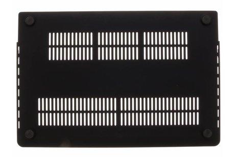 MacBook Pro Retina 15.4 inch Touch Bar hoesje - Wereldkaart design hardshell voor