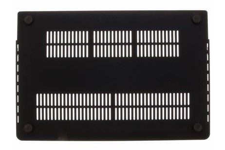 MacBook Pro Retina 15.4 inch Touch Bar hoesje - Planten design hardshell voor