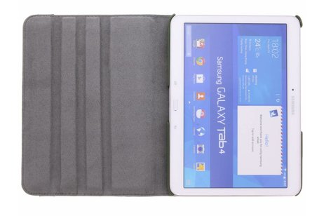 Samsung Galaxy Tab 4 10.1 hoesje - 360° draaibare design hoes