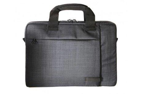 Tucano Zwarte Universele Svolta Slim Bag 13 - 14 inch