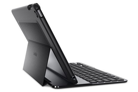 Belkin QODE Ultimate Lite Keyboard Case voor de iPad Pro 9.7 inch / iPad Air 2