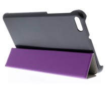 Paars Stand Tablet Cover Huawei MediaPad T1 7 inch