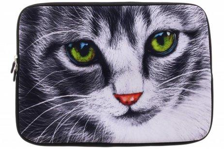 Universele kat design sleeve 13.3 inch