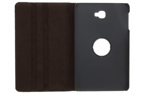 Samsung Galaxy Tab A 10.1 (2016) hoesje - Bruine 360º draaibare tablethoes