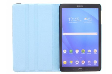 Samsung Galaxy Tab A 10.1 (2016) hoesje - Lichtblauwe 360º draaibare tablethoes
