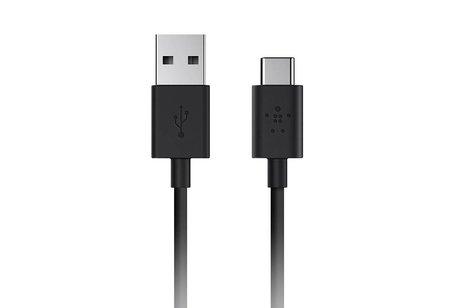 Belkin USB Type-C naar USB-kabel 2 meter - Zwart