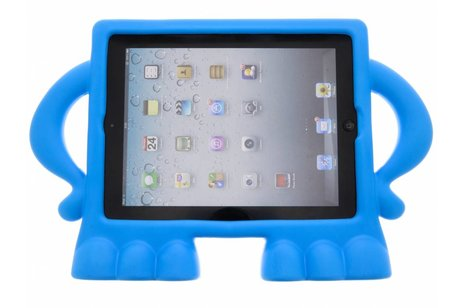 Blauwe Kids handvat tablethoes voor de iPad 2 / 3 / 4