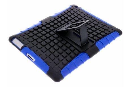 Blauwe Rugged Hybrid Case voor de iPad 2 / 3 / 4
