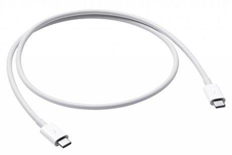 Apple Thunderbolt 3 USB-C naar USB-C kabel