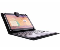 Zwart Bluetooth Keyboard Case tablets 9-10 inch