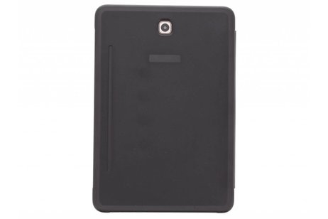 Samsung Galaxy Tab S2 8.0 hoesje - Zwarte Book Cover voor