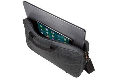 Case Logic Grijze Era 1-vaks laptoptas 14 inch