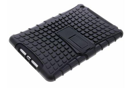 Zwarte Rugged Hybrid Case voor de iPad Mini / 2 / 3