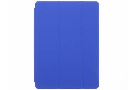 iPad Pro 12.9 (2017) hoesje - Blauwe Luxe book cover