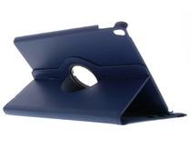 Blauw 360° draaibare tablethoes iPad Pro 10.5
