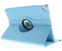 Turquoise 360° draaibare tablethoes iPad Pro 9.7