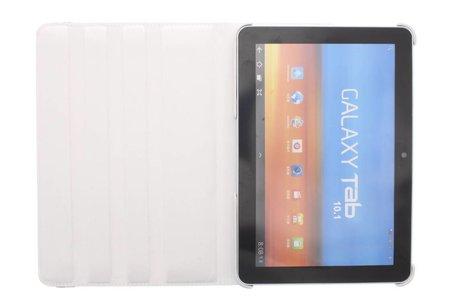 Samsung Galaxy Tab 2 10.1 hoesje - 360° draaibare tablethoes met