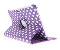 Polka dot design tablethoes Samsung Galaxy Tab 2 10.1
