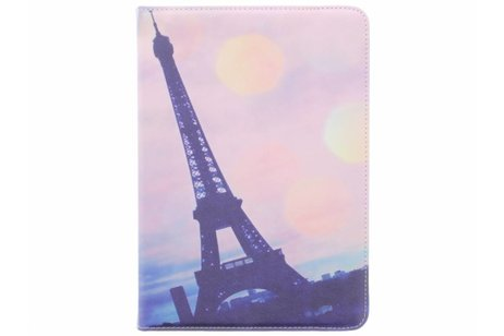 iPad Air 2 hoesje - 360° draaibare Paris at