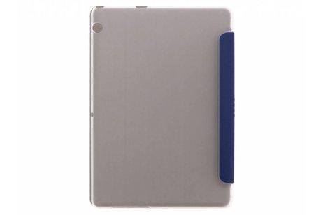 Huawei MediaPad T3 10 inch hoesje - Dux Ducis Blauwe Skin