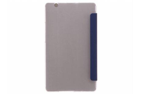 Huawei MediaPad M3 hoesje - Dux Ducis Blauwe Skin