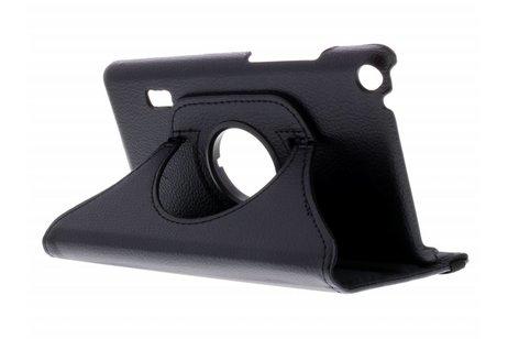 Huawei MediaPad T3 7 inch hoesje - Zwarte 360° draaibare tablethoes