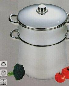 Couscous pan 6 liter 20 cm
