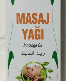 massage olie 150ml