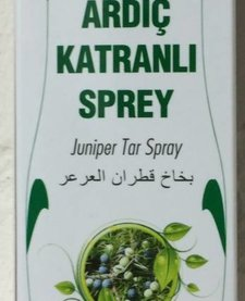 ardic katranli spray 150ml (voor de droge huid)