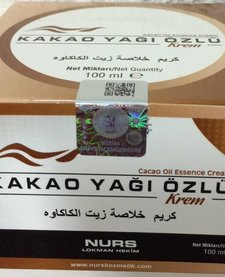 Kakaoolie creme 100ml