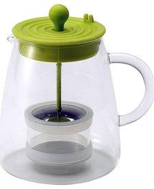 Theepot met filter (0,8 liter)
