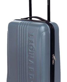 Luxe trolley / cabin size (zilver)