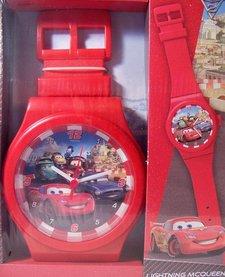 Horlogeklok Cars