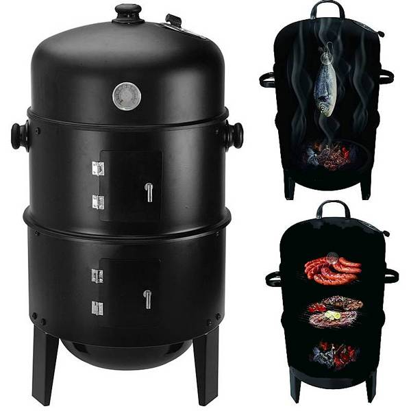 Barbecue smoker