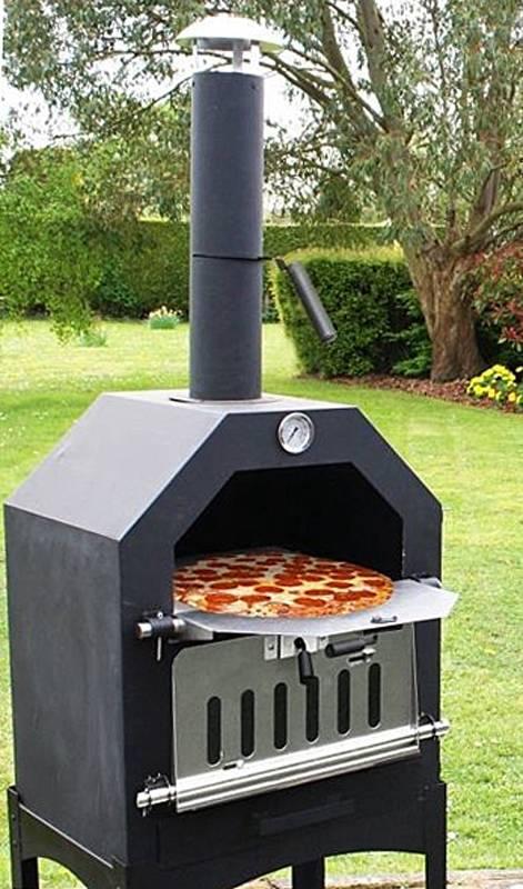 Vaggan Pizza barbecue oven