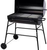 BBQ Houtskool barbecue cilindervorm XL