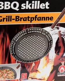 Barbecue-pan (32cm)